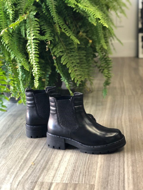 ankle boot lug tread/gore-25428-25