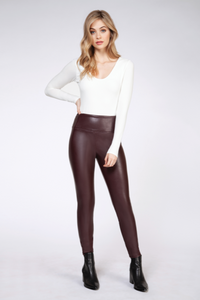 faux leather leggin-1622511