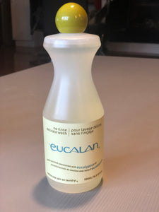 Eucalan no rinse delicate wash laundry soap infused with eucalyptus oil