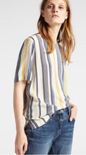 Sandwich vertical stripe top W1243-2001793