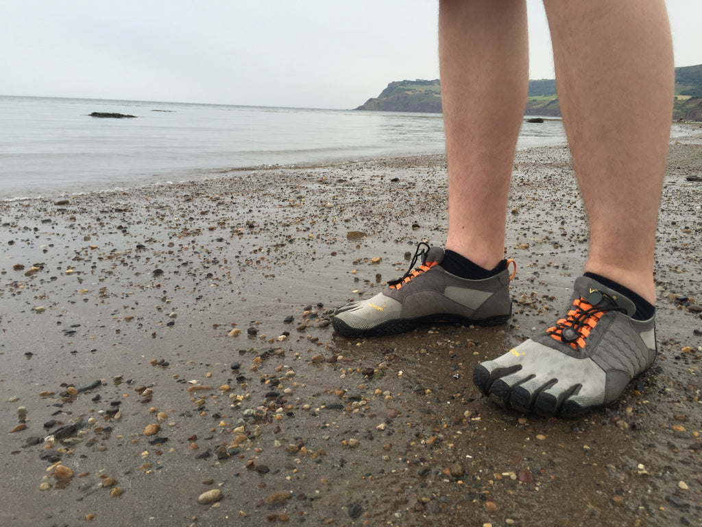 Vibram Fivefingers and Pronation