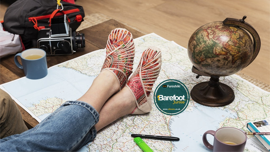 The New 2017 Vibram Furoshiki Range