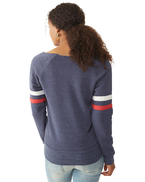Ladies Maniac Eco-Fleece Sport Sweatshirt