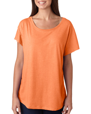 Next Level Ladies' Triblend Dolman