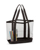 Clear Tote Large