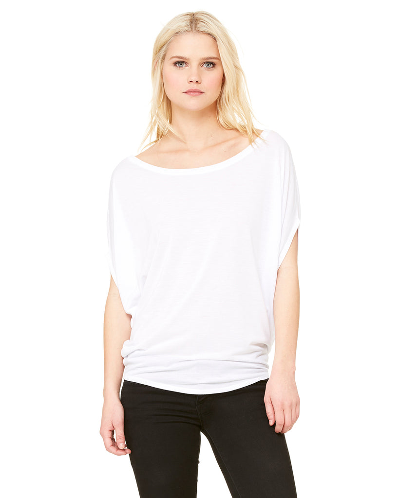Bella Ladies' Flowy Circle Top