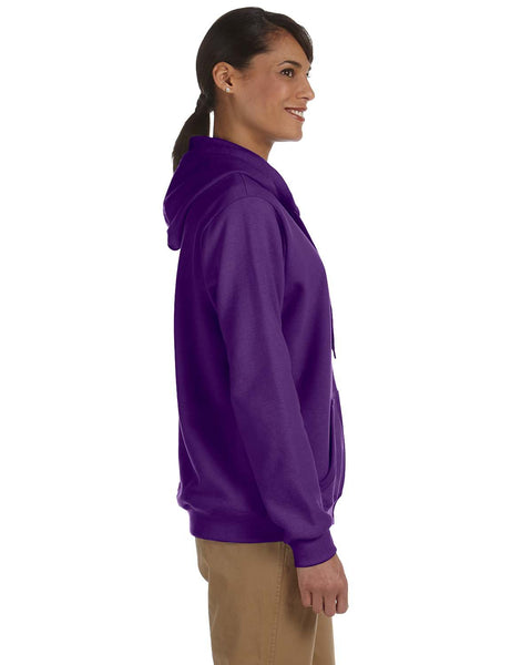 Gildan Ladies Zip Up Sweatshirt