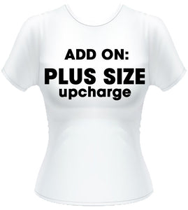 Plus Size Upcharge x 4