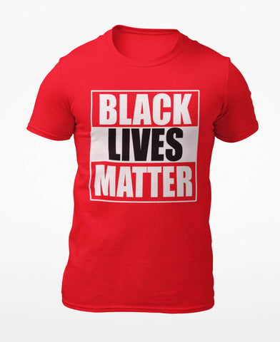 Black Lives Matter: Red