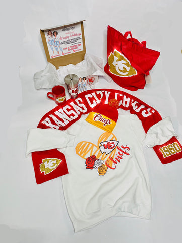 Chiefs Mega Bling Holiday Box