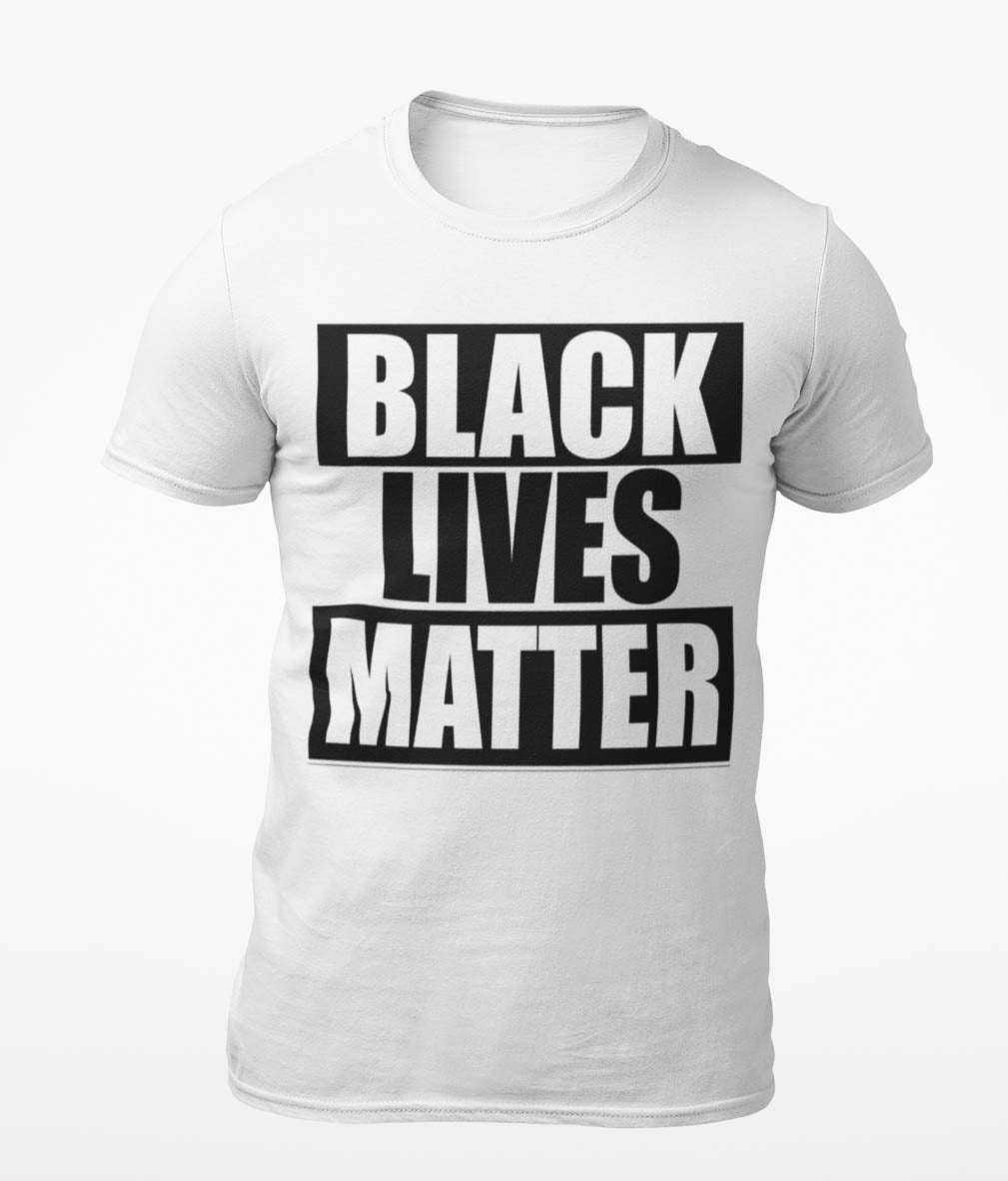 Black Lives Matter: White