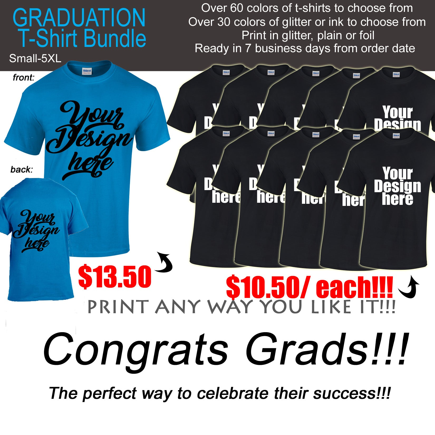Graduation Bundle Deal