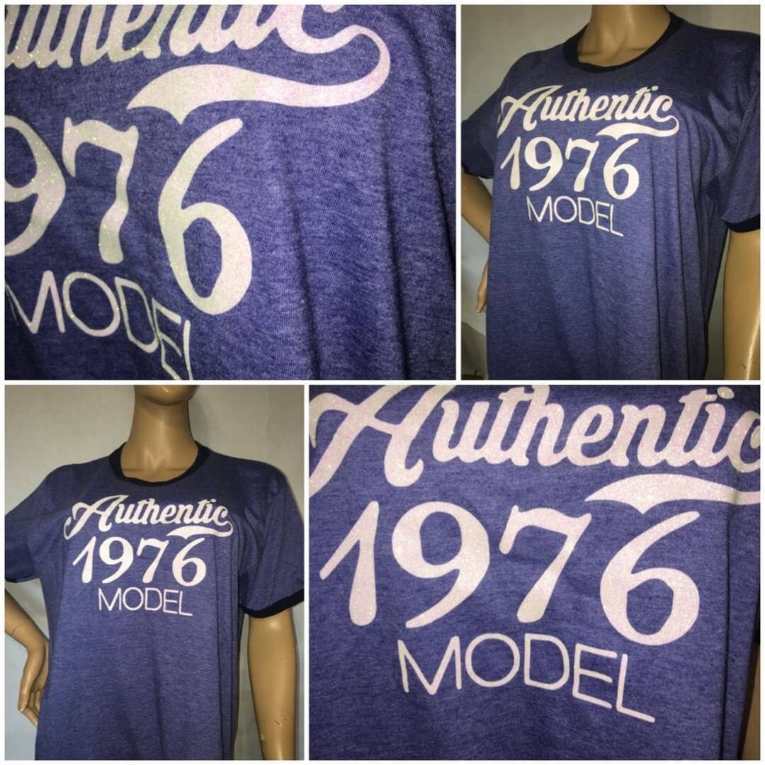 Authentic 1976 model t-shirt