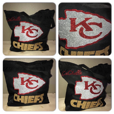 KC Chiefs Tote