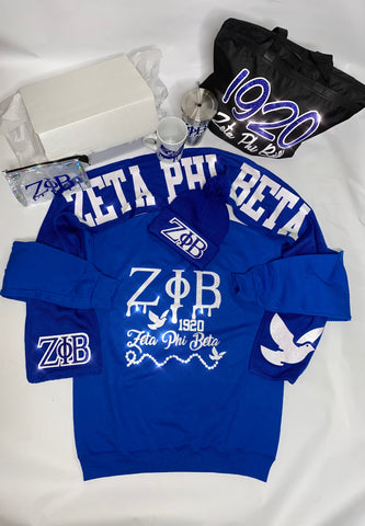 Zeta Glam Drip Holiday Box
