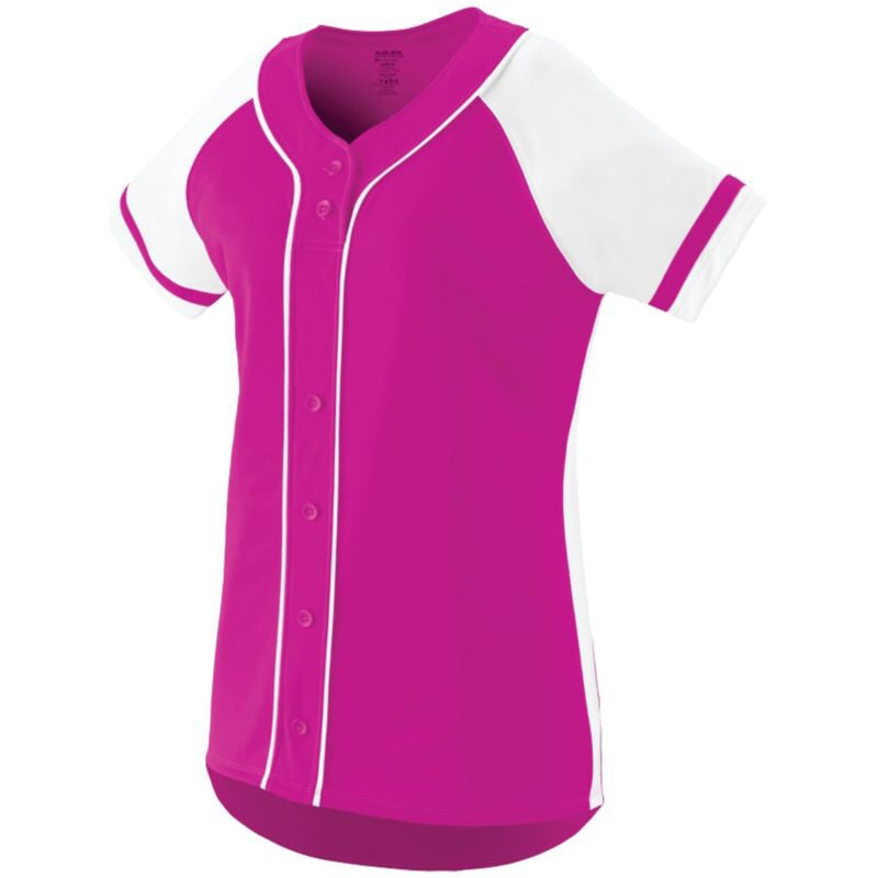 Ladies Baseball Winner Jersey