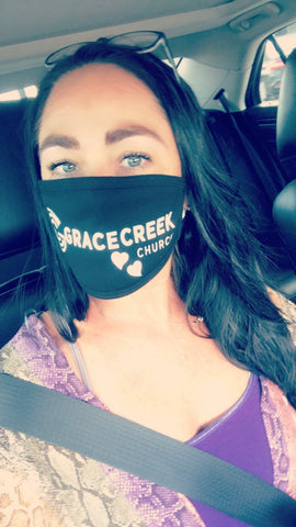 Grace Creek Face Mask/