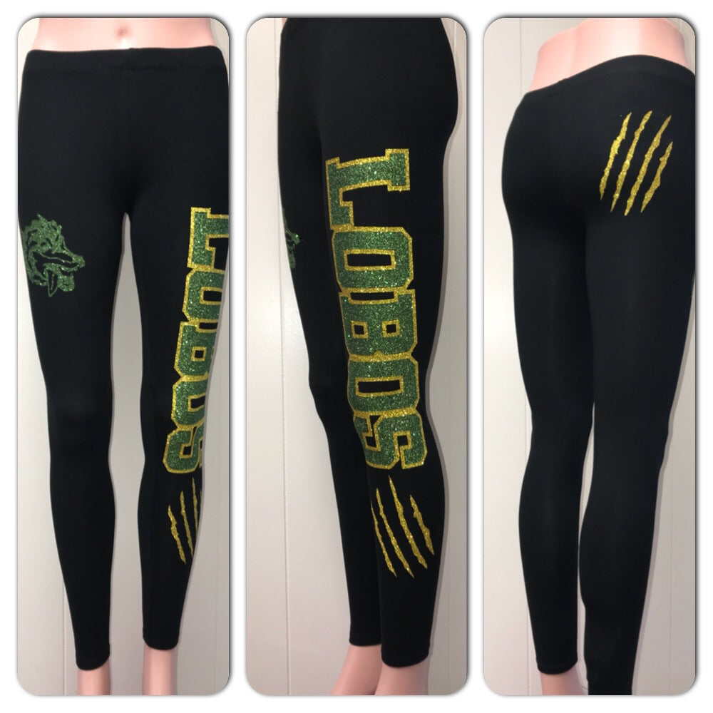 Lobo Glam Leggings