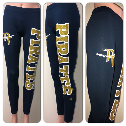 Pirates Glam Leggings
