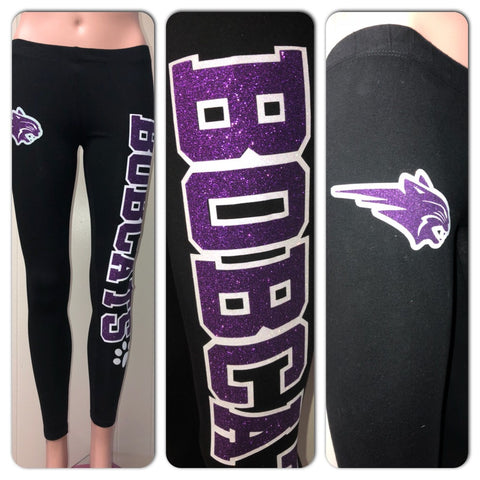 Bobcats Glam Leggings