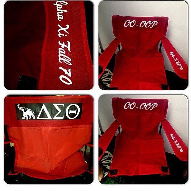 Delta Red Chair