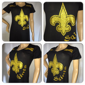 Saints Glam T-shirt Dress