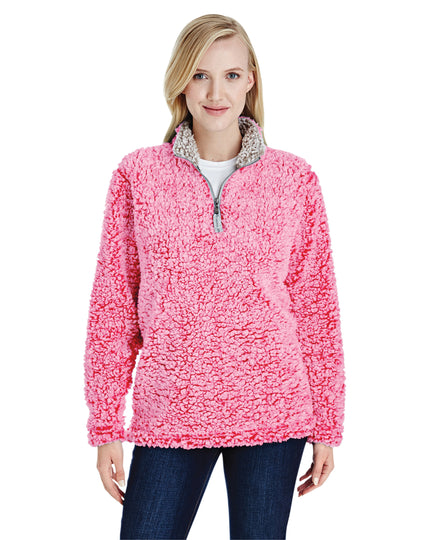 Ladies Epic Sherpa 1/4 Zip