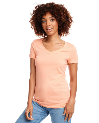 Next Level Ladies' Ideal V Neck