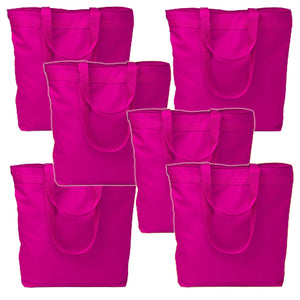 Mega Tote Bundle-6 pc