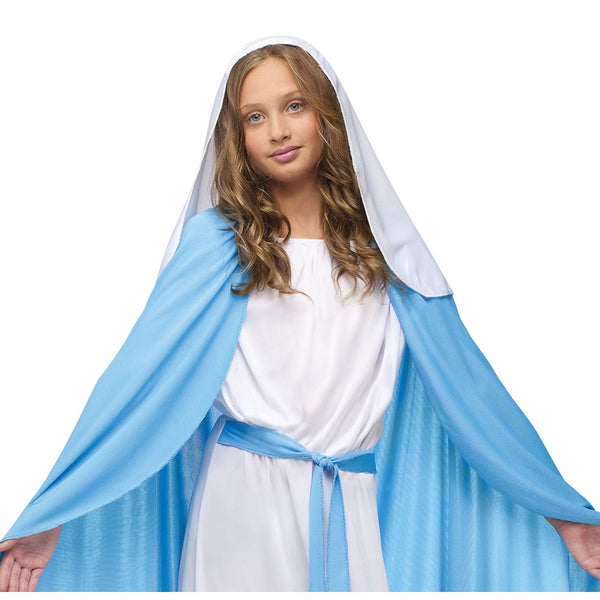 Virgin Mary Nativity Girls Costume