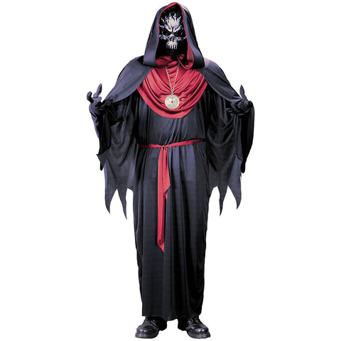 Emperor of Evil Men's Halloween Costume with Mask
