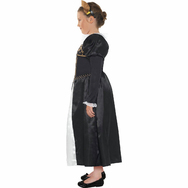 Mary Queen of Scots Horrible Histories Child Girl's Costume