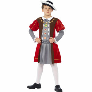 Horrible Histories Henry VIII Child Book Week Costume
