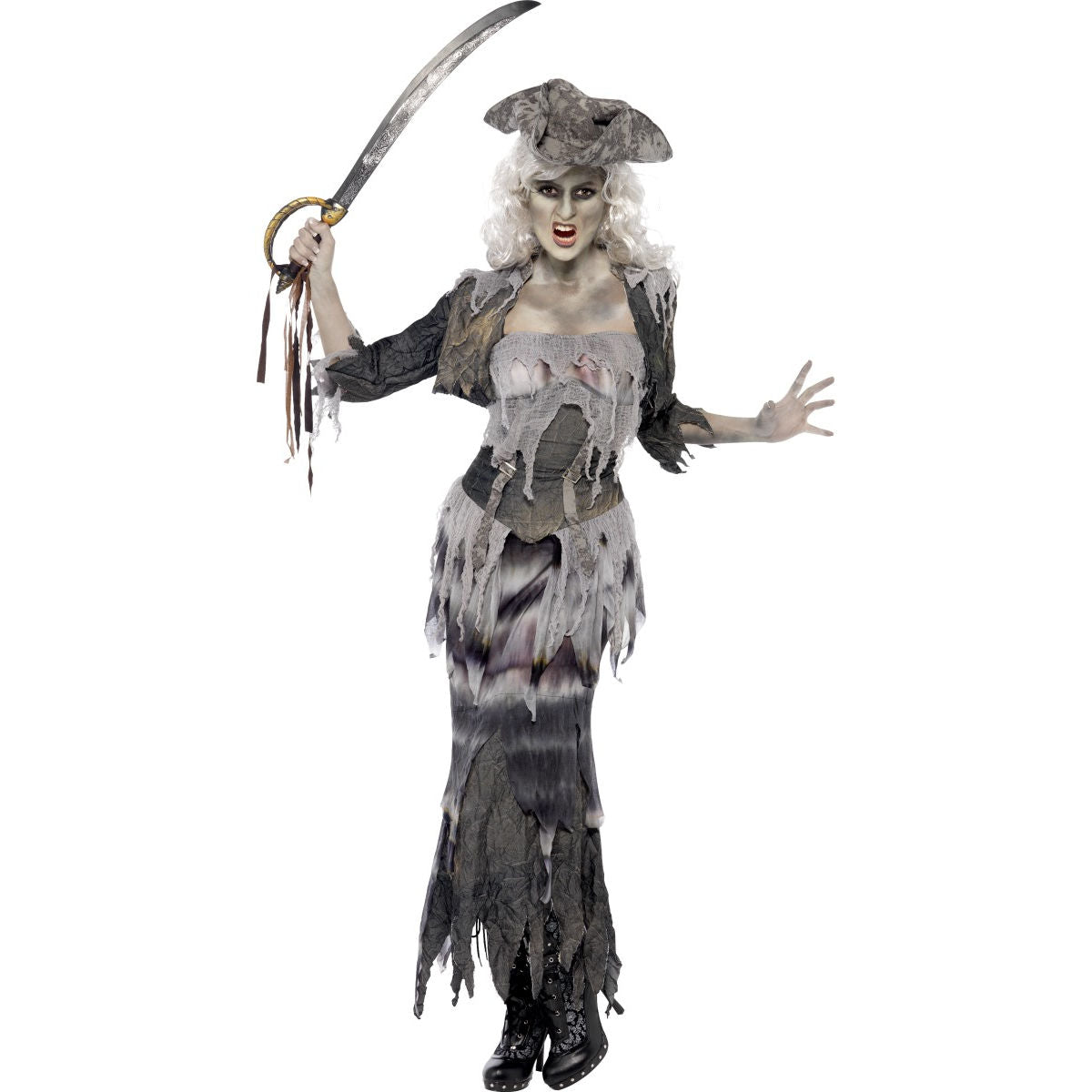 Ghost Ship Ghoulina Women's Halloween Costume