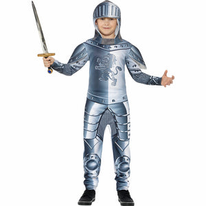 Deluxe Armour Knight Medieval Child Book Week Costume