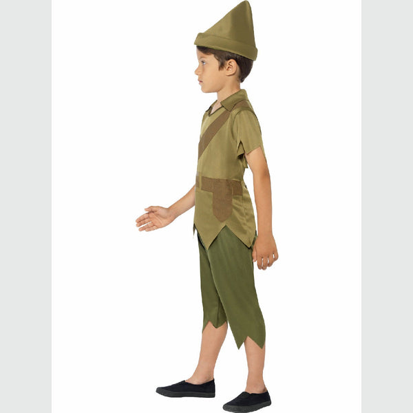 Robin Hood Boys Robin Hood Boy's Fancy Dress Costume