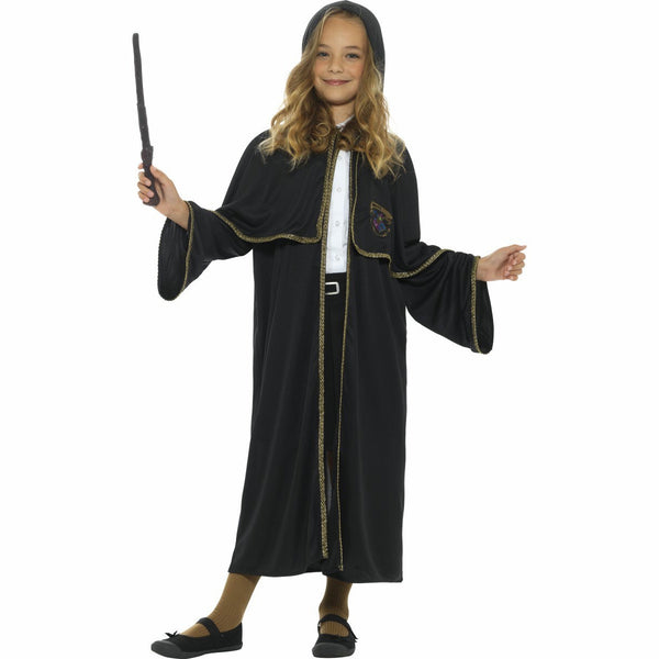 Harry Potter Wizard Hooded Cloak Children's Costume Genuine Licensed
