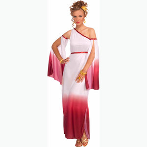 Roman Goddess Venus Toga Roman Women's Fancy Dress Costume