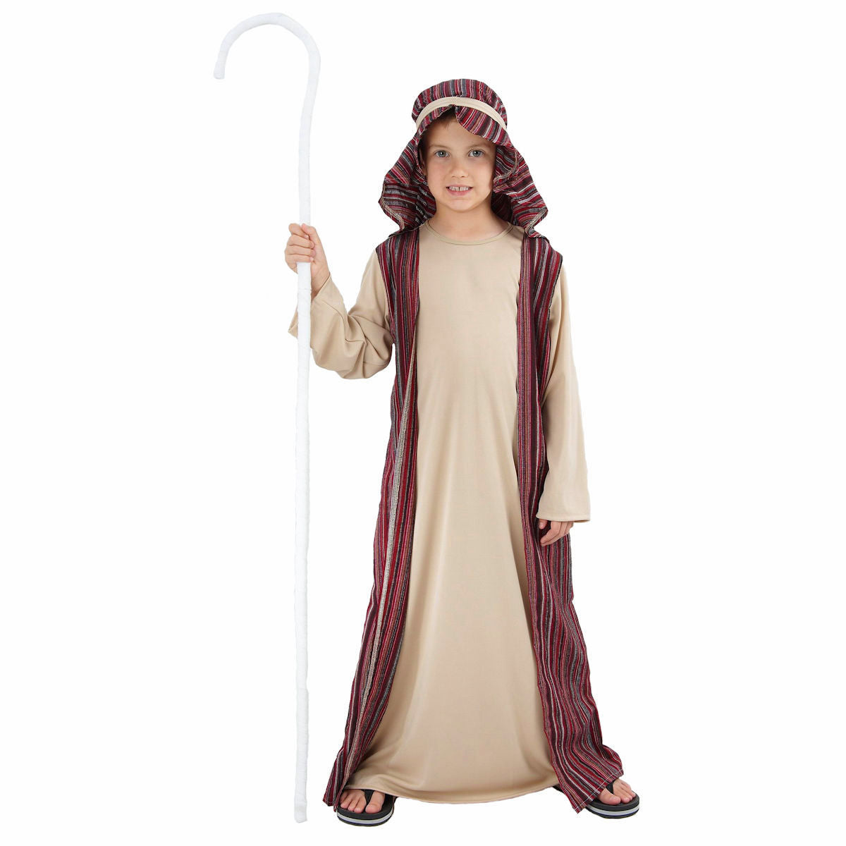 Joseph Shepherd Nativity Boy's Child Fancy Dress Costume