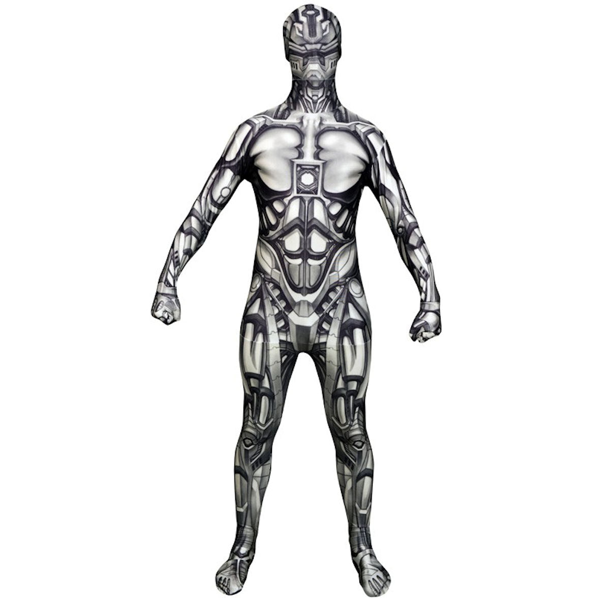 Morphsuit The Android - Limited Edition Genuine Brand Adult Men's Costume