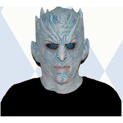 Night King Ice Walker Latex Mask High Quality Halloween Costume
