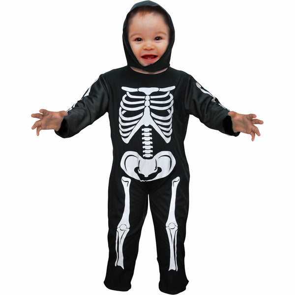 Baby Skeleton Infant Child Halloween Costume So cute