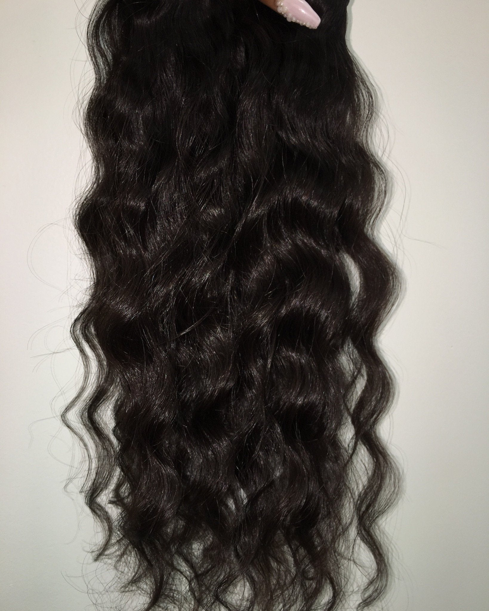 Natural Wavy Brazilian Hair