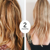360° HAIR GROWTH & KERATIN Vitamins (1 & 3 months)