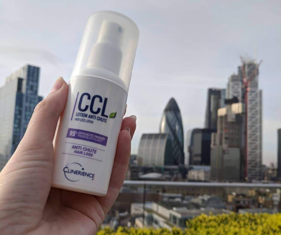 CCL Anti-hair Loss Lotion - STRONG Scalp Treatment - Spray 100ml