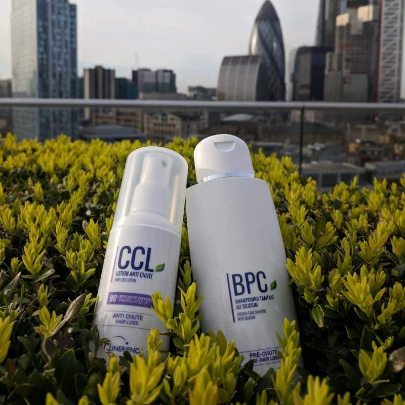BPC Anti-Hair Loss Shampoo 200ml & CCL Lotion 100ml Combo