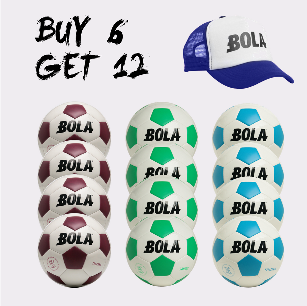 Limited Edition for Soccer Coaches - FC BOLA