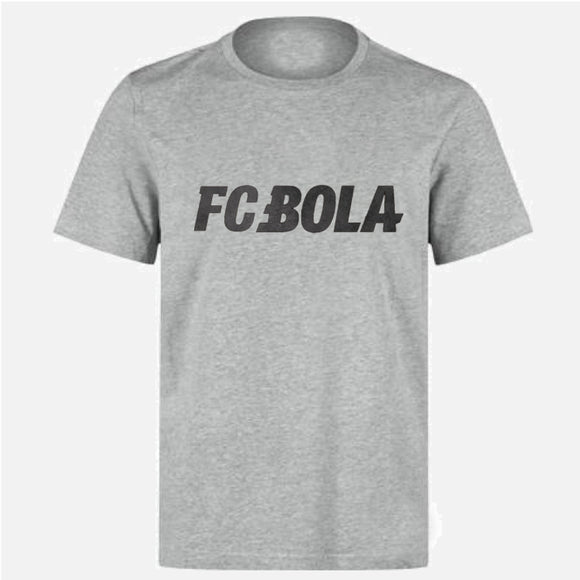 Full 'FC BOLA' T-Shirt Grey