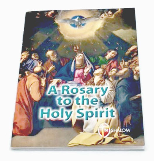 A Rosary to the Holy Spirit Booklet 10259