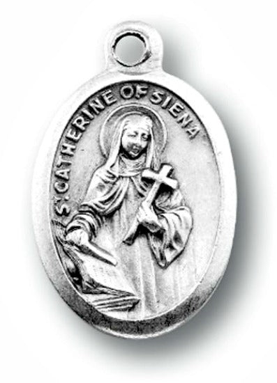 St. Catherine of Siena Medal Charms - Hirten 1086-416